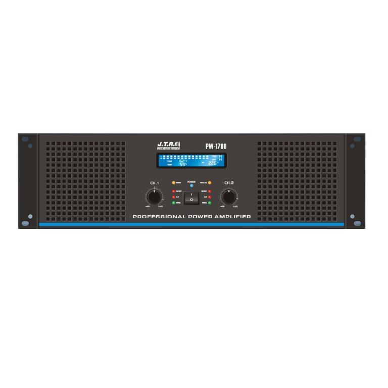 پاور آمپلی فایر JTR PW-1700