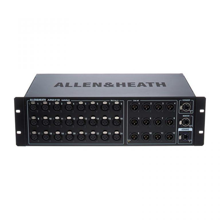 Allen & Heath AR2412